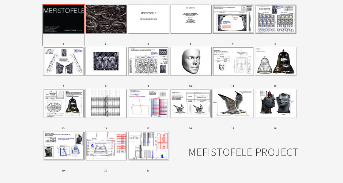 Morfosis Project | Mefistofele
